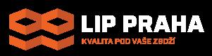 logo LIP PRAHA Kvalita pod Vaše zboží
